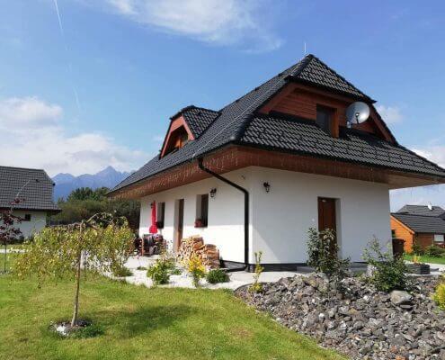 Prenájom chaty vo Vysokých Tatrách, ubytovanie Vysoké Tatry - Villa Zoja